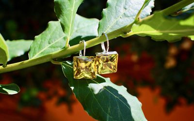 November Birthstones: Topaz and Citrine Jewelry